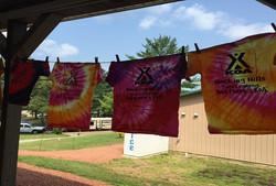 Tie Dye Activity