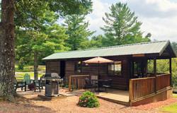 Outdoorsman Deluxe Cabin