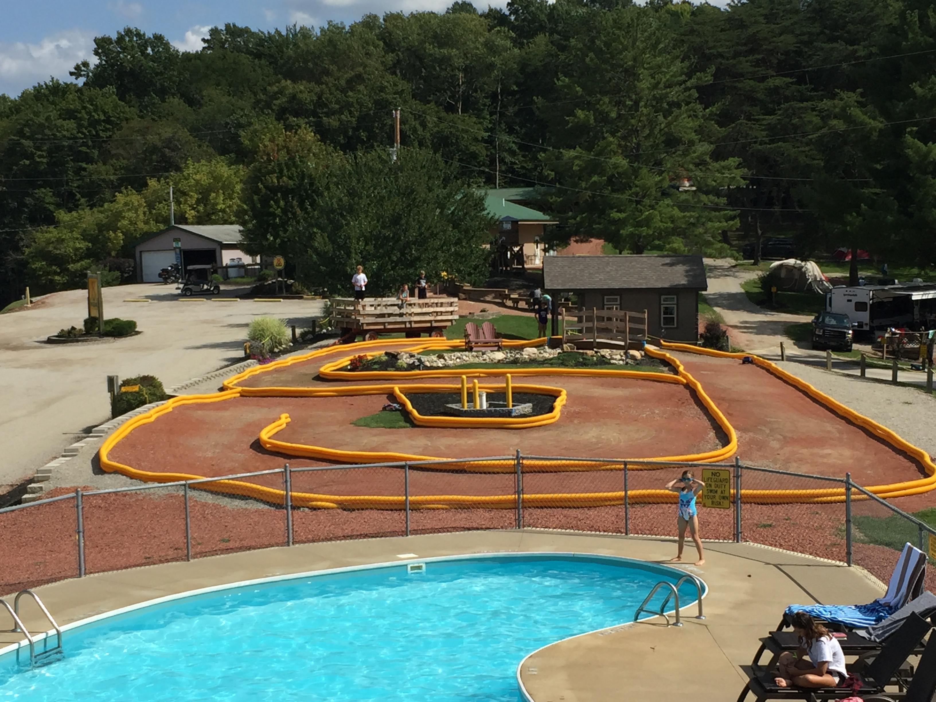 RC Car Racing | Camping | OH | Logan / Hocking Hills KOA Holiday