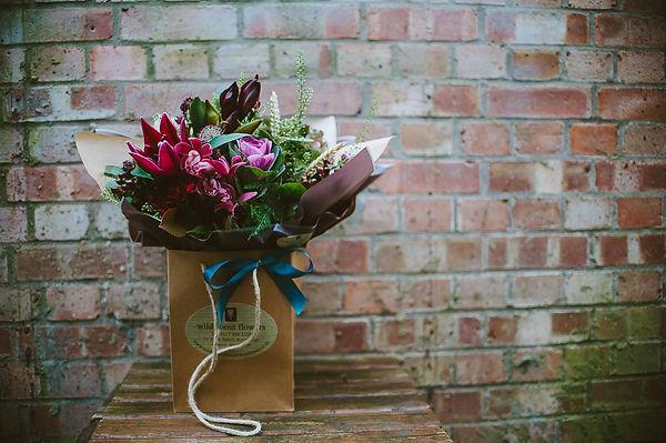Wild Bouquet of Florals