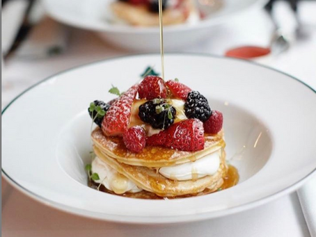 Where to have the best Pancakes in Bristol