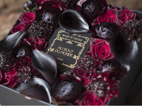 Valentine's Day by florists around the world