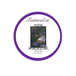 Vow wedding magazine logo