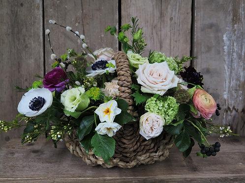Basket Full of Spring