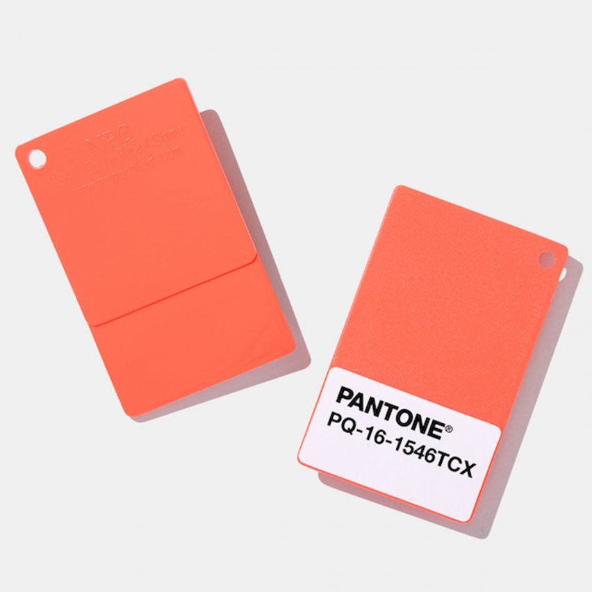 Living Coral is Pantone's 2019 colour of the year
