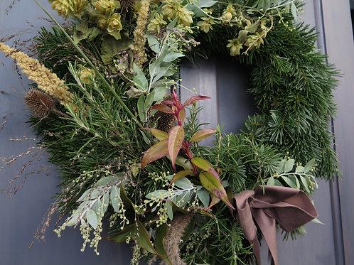Luxury Foliage Wreath