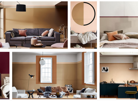 The colour of the year to decorate with