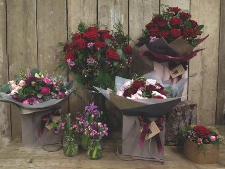 WILD ABOUT: romantic florals