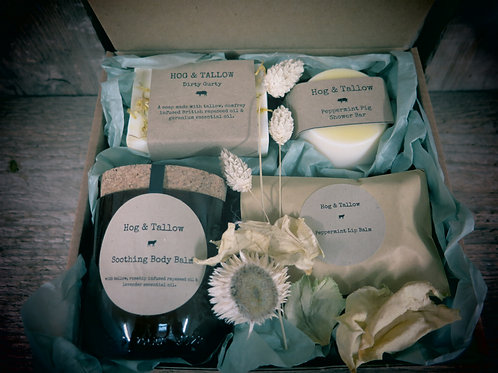 Hog & Tallow Gift Box