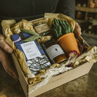 Luxury Eco-conscious Gift Boxes
