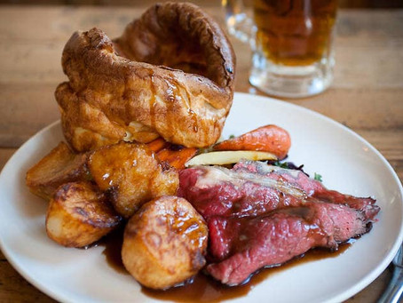 Sunday roast spots in Bristol and Bath