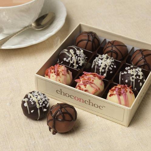Luxury Belgian Truffles