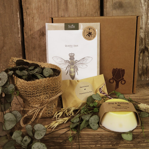 The Botanical Gift Box by post