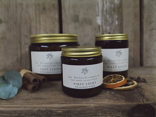 The Botanical Candle Co Winter Light