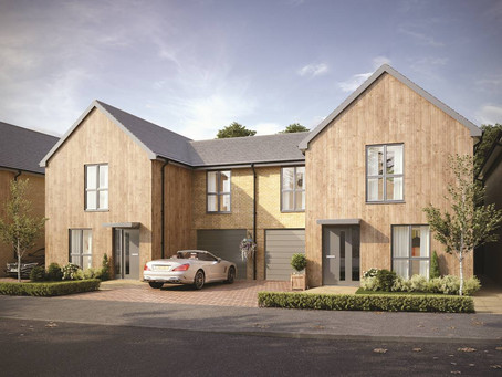New Hygge inspired development opens in Keynsham
