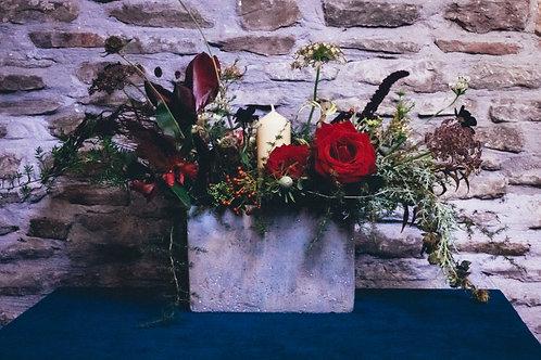 St Eval Candle Arrangement