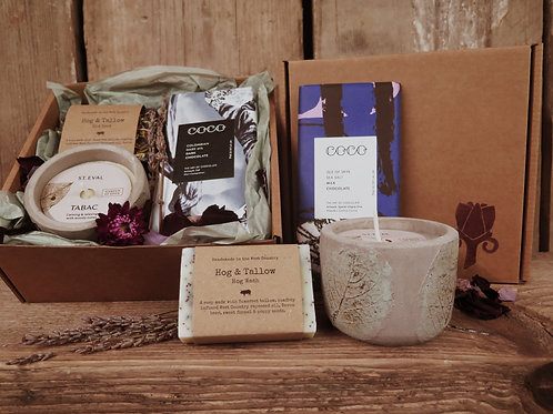 'Wild at Home' gift box by post