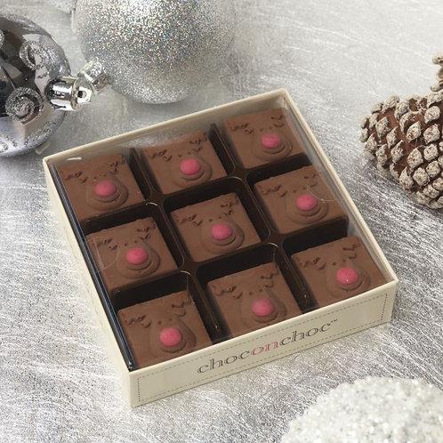 Chocolate Reindeers