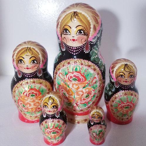 Russian nesting doll 5m