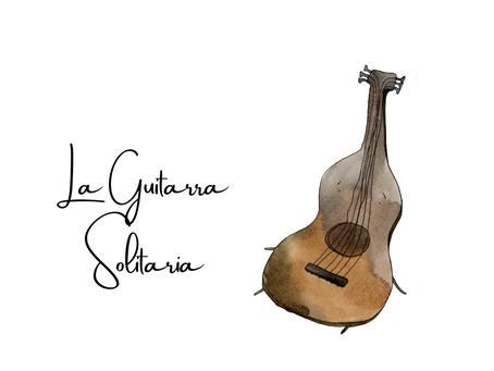 La Guitarra Solitaria