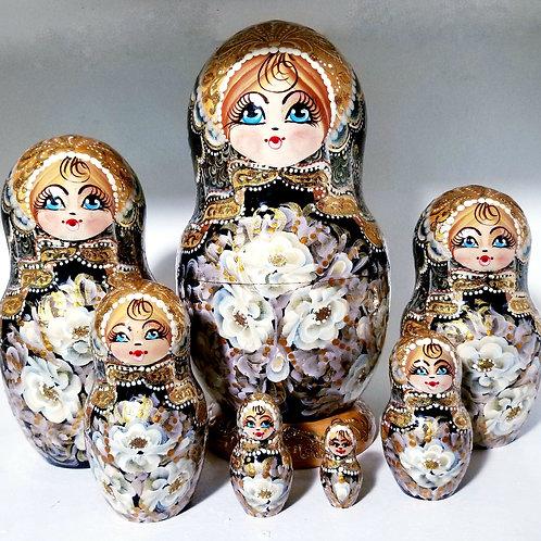 Russian nesting doll 7