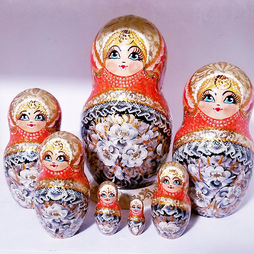 Russian nesting doll 7