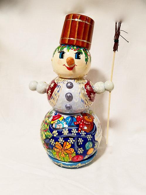 Snow man (Musical) 10 in high