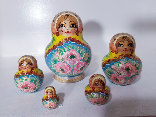 Russian nesting doll 5
