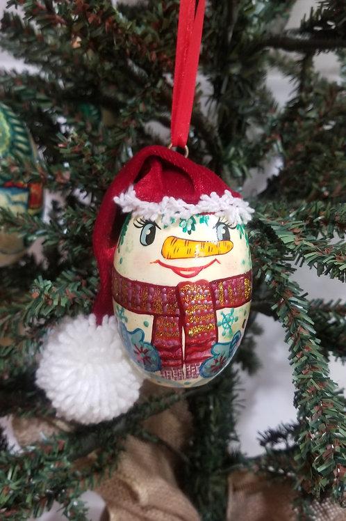 Christmas tree snowman ornament 1x$15 2x$25
