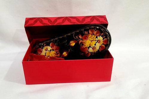 Glasses case Flowers