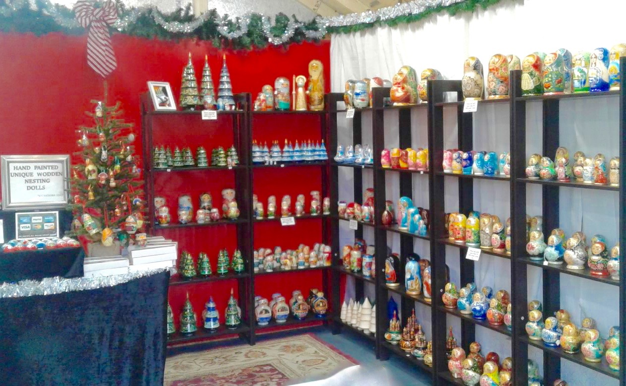 Bethlehem PA,winter Craft Show 2019