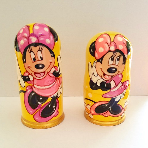 Minnie Mouse NESING  DOL