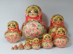 Unique Nesting Doll
