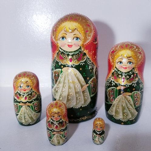Russian nesting doll 5