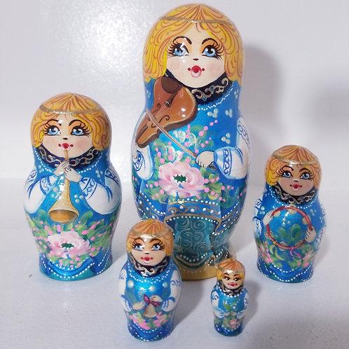 Russian nesting doll 5 m