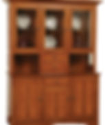 Wolf Hollow 3 Door Hutch