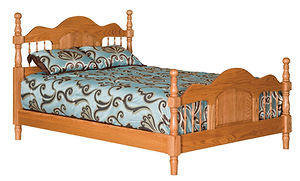 four poster bed custom beds queen mattress bed frame poster bed frame Amish furniture Pittsburgh queen bed king bed california king bed wooden bed