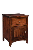 Roxbury Low Dresser|Brown Maple in Rich Tobacco OCS228|61in W x 21 1/4in D x 33 1/4in H|The Amish Home|Hardwood Furniture at the Pittsburgh Mills