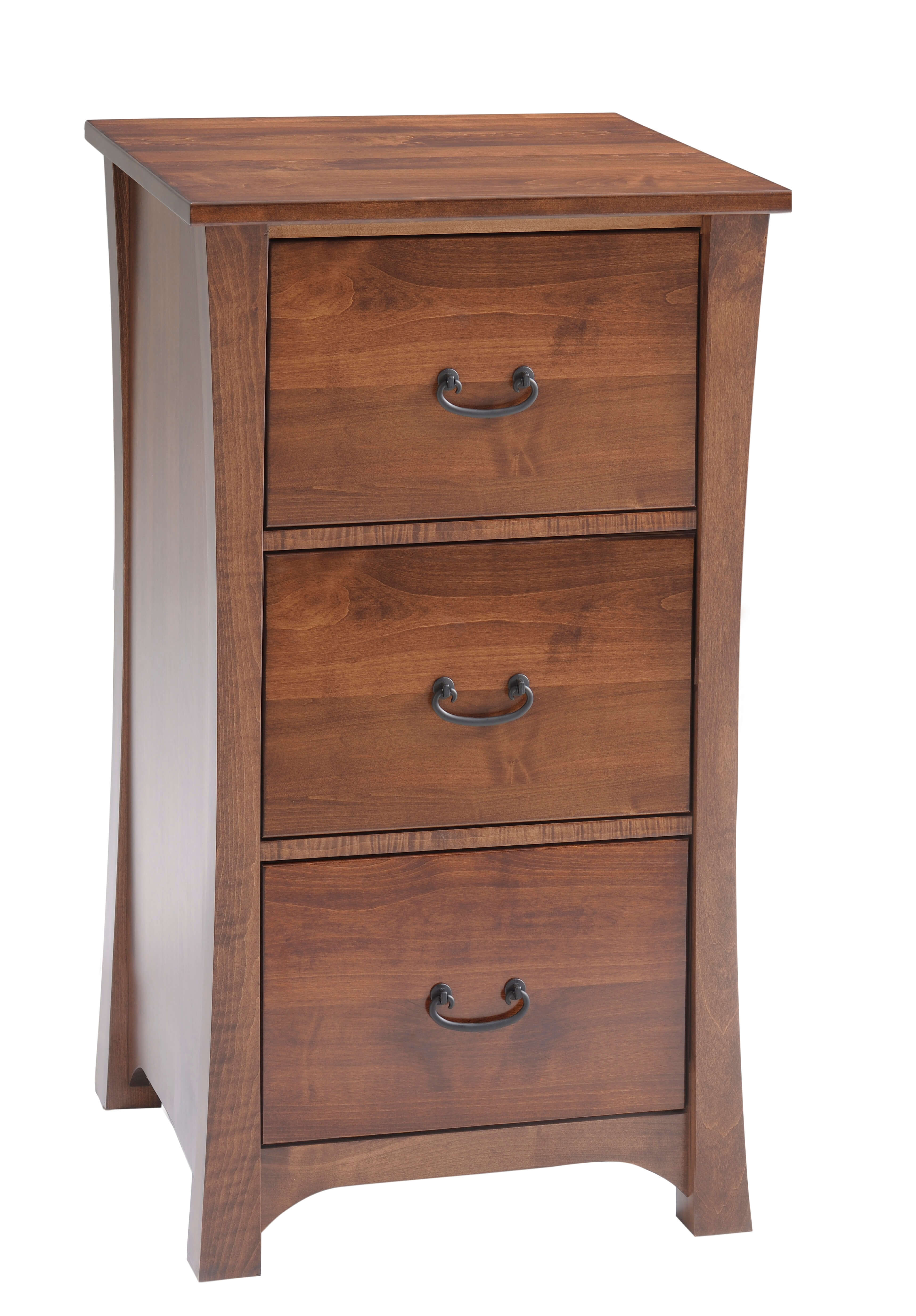 Woodbury File Cabinet