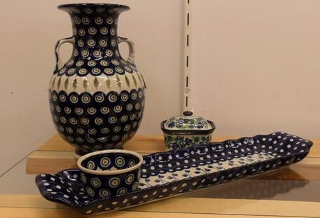 New Polish Pottery Decor