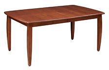 trailway helvetica table wengerd brookfield chair two-toned seely onyx stain rustic cherry brown maple OCS