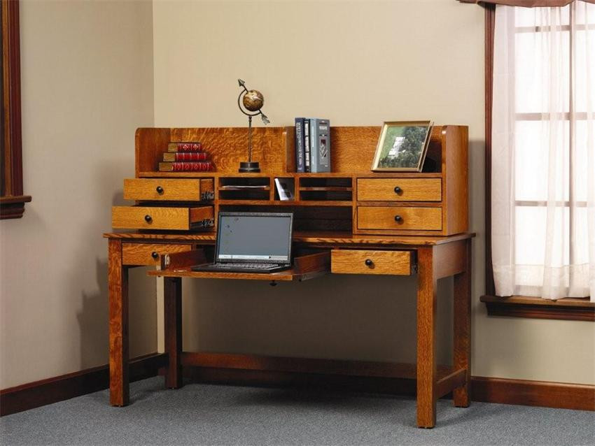 Waterville Desk with Hutch in Q