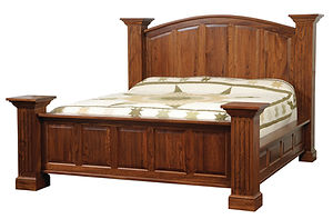furniture beds custom beds bed frames for queen size beds Amish furniture Pittsburgh queen bed king bed california king bed wooden bed