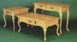 Queen Anne Table Group