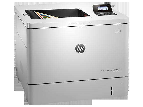 HP Laserjet M553dn