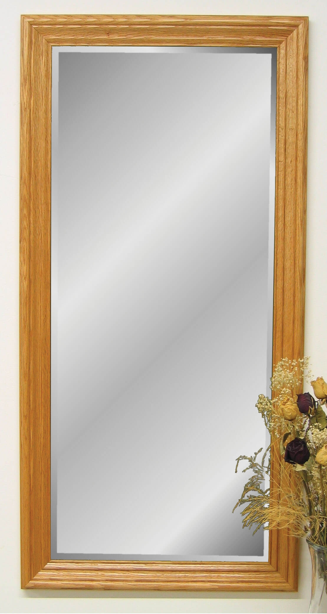 Rectangular Molding Wall Mirror