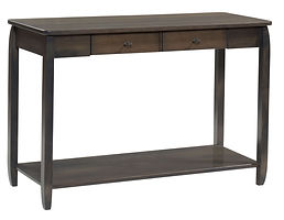 Ashford Enclosed Coffee Table|Quartersawn White Oak in Seely OCS104|42in W x 22in D x 18in H|The Amish Home|Hardwood Furniture at the Pittsburgh Mills