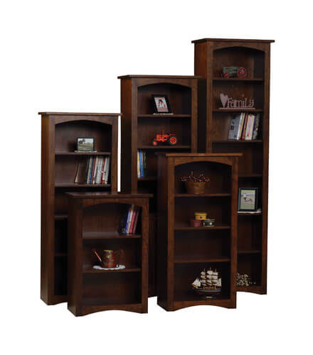 Wayne's Shaker Bookcases