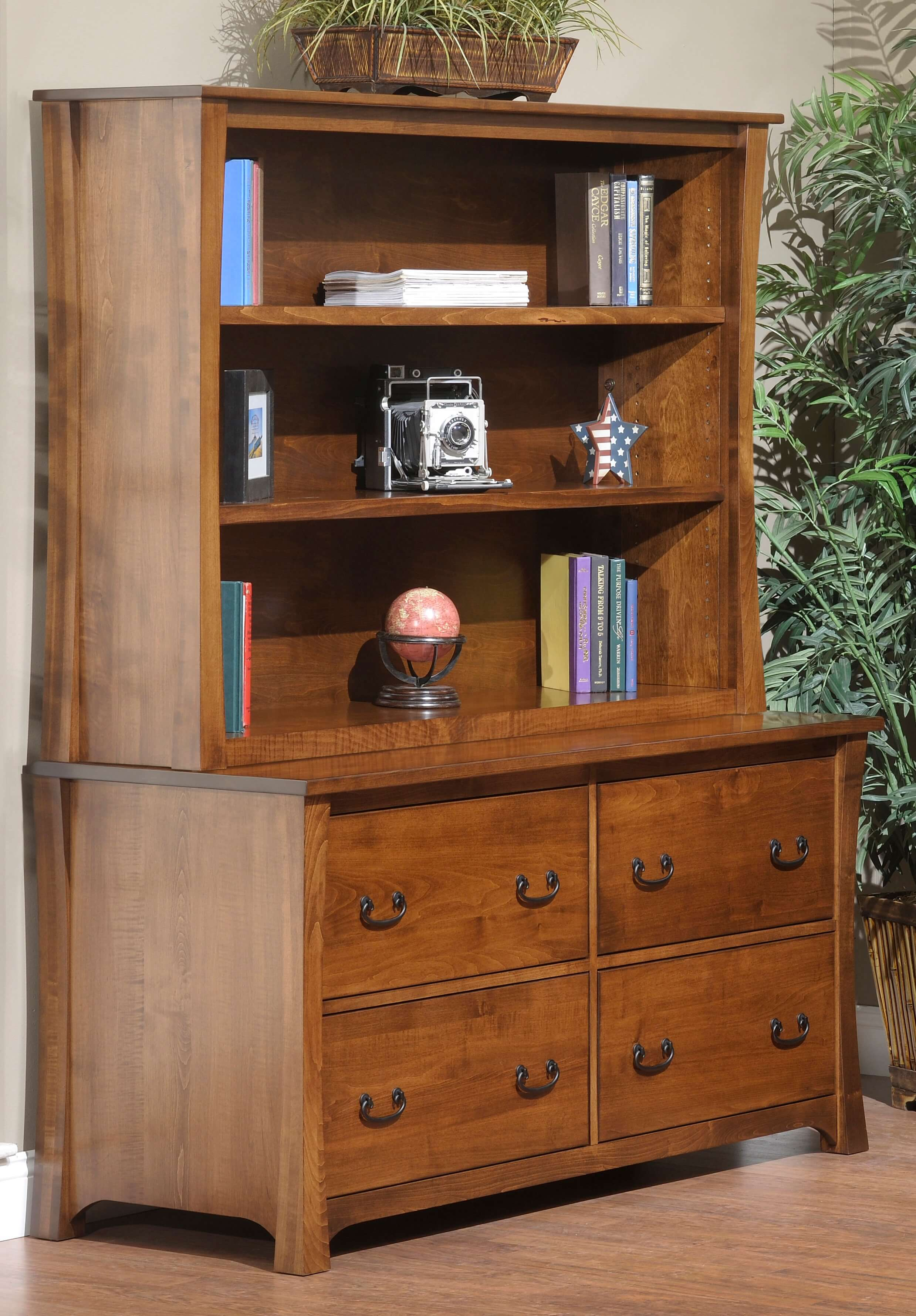 Woodbury Lateral File Credenza