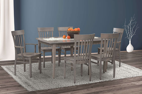 Millcreek Table with Venice Chairs